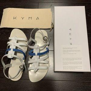 KYMA Greek sandals